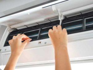 ¿Por qué limpiar los filtros del aire acondicionado Split?